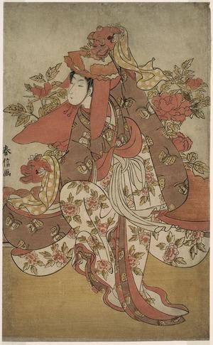 Suzuki Harunobu: Shakkyô - Art Institute of Chicago