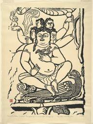 Hiratsuka Un'ichi: Stone Buddha
