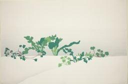 Kamisaka Sekka: Spring Herbs, from the series