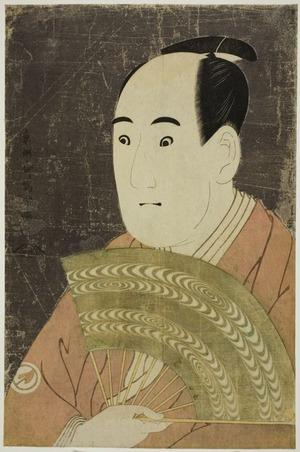 Toshusai Sharaku: Sawamura Sojuro III - Art Institute of Chicago