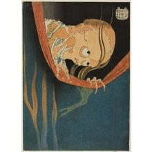 Katsushika Hokusai: Kohada Koheiji, from the series