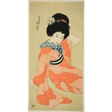 Ito Shinsui: In Spring - Art Institute of Chicago