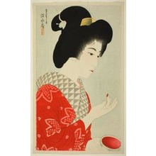 Ito Shinsui: Rouge, from the series