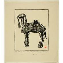 Hiratsuka Un'ichi: Toy Camel (Gangu no rakuda) - Art Institute of Chicago