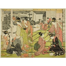 Kitagawa Utamaro: Act Eleven from the series