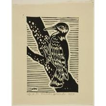 Hiratsuka Un'ichi: Woodpecker - Art Institute of Chicago