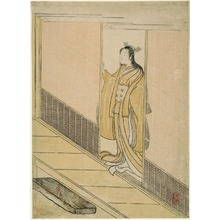 Suzuki Harunobu: The Tales of Ise (Ise monogatari) - Art Institute of Chicago