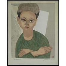 Sekino Junichiro: My Son - シカゴ美術館