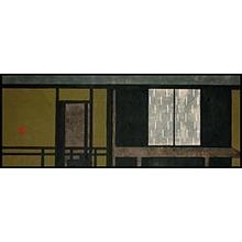 Asai Kiyoshi: Shôji (Sliding Doors of Katsura Imperial Villa) - Art Institute of Chicago