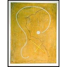 Onchi Koshiro: Impromptu No. 4 - Art Institute of Chicago