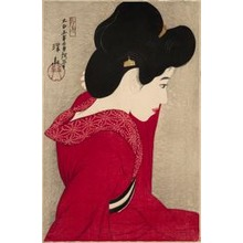 Ito Shinsui: Before the Mirror - Art Institute of Chicago