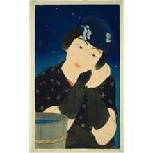 Ito Shinsui: Woman of the Island, from the series