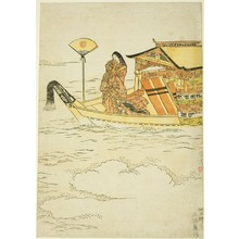 無款: Lady Tamamushi - シカゴ美術館