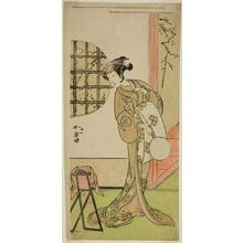 Katsukawa Shunsho: The Actor Nakamura Noshio I in an Unidentified Role - Art Institute of Chicago