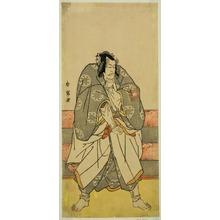 Katsukawa Shunjô: The Actor Ichikawa Danjuro V as Akushichibyoe Kagekiyo (?) - シカゴ美術館