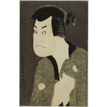 Toshusai Sharaku: The Actor Sakata Hangorô III as Fujikawa Mizuemon - Art Institute of Chicago