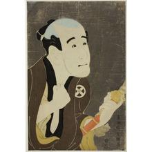 Toshusai Sharaku: The Actor Ôtani Tokuji as Sodesuke - Art Institute of Chicago