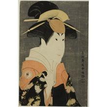 Toshusai Sharaku: The Actor Segawa Tomisaburo - Art Institute of Chicago