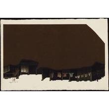 Asai Kiyoshi: House in Aizu - Art Institute of Chicago