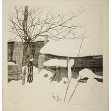 Tanaka Ryohei: Snow Scene - シカゴ美術館
