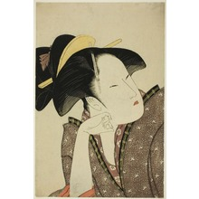 Kitagawa Utamaro: Reflective Love, from the series
