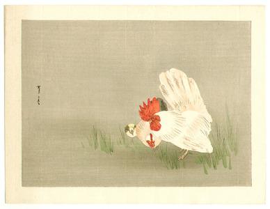 Watanabe Seitei: Chicken Family - Artelino