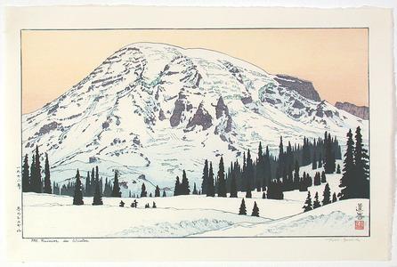吉田遠志: Mt. Rainier - Artelino