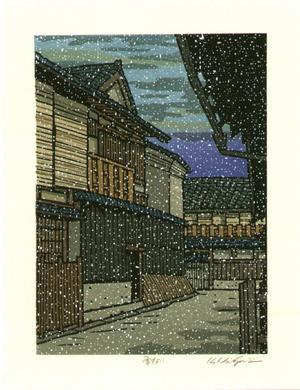 Nishijima Katsuyuki: Going to Snow - Artelino