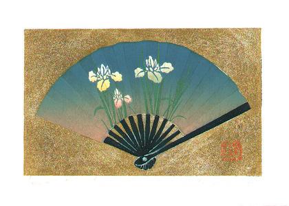 Kaneko Kunio: Folding Fan 5 - Sensu 5 - Artelino