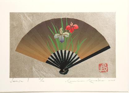 Kaneko Kunio: Folding Fan 1 - Sensu 1 - Artelino