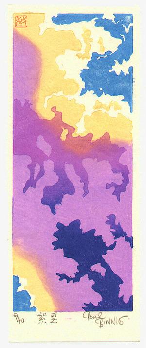 Paul Binnie: Purple Clouds - Artelino