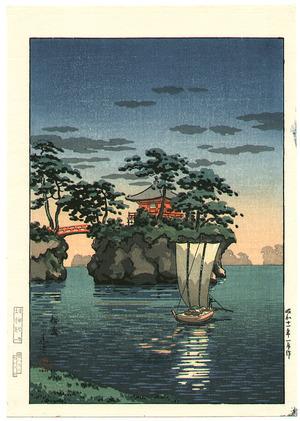 風光礼讃: Motsushima - Artelino