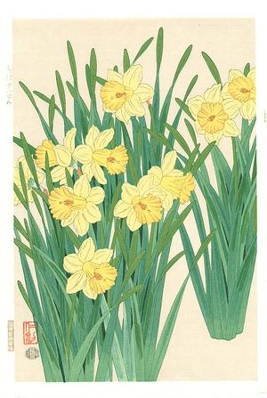 Ito Nisaburo: Daffodils - Artelino