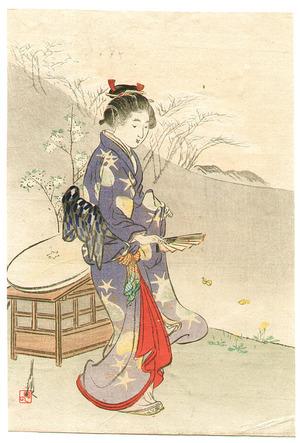 Ogata Gekko: Dancer - Artelino