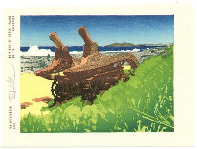 Tom Kristensen: 36 Views of Green Island - 19 - Artelino