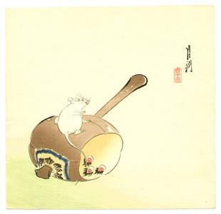 Ogata Gekko: Mouse and Mallet - Artelino