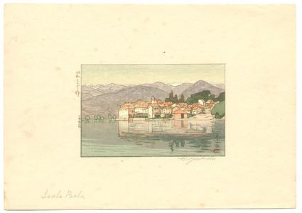 Yoshida Hiroshi: Isola Bela - Artelino