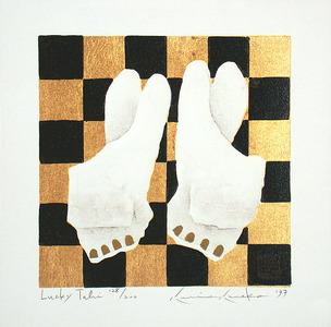 Kaneko Kunio: Lucky Socks - Lucky Tabi - Artelino