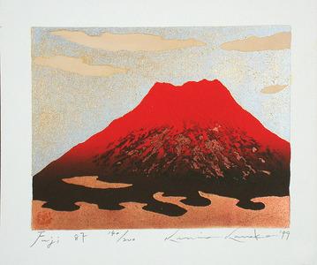 Kaneko Kunio: Fuji 87 - Artelino
