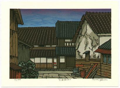 Nishijima Katsuyuki: Morning at Murotsu - Artelino