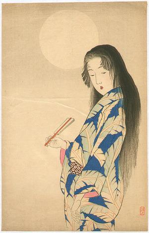 Takeuchi Keishu: Beauty and Fan - Artelino