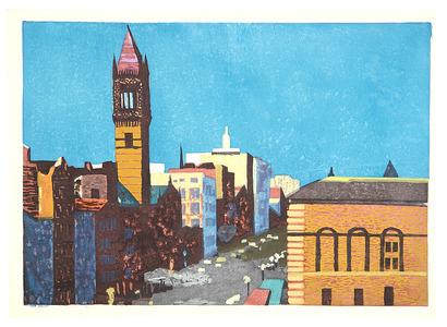 Asai Kiyoshi: Boston - Artelino