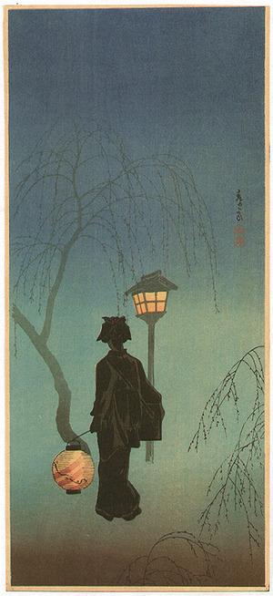 Takahashi Hiroaki: Misty Spring Evening - Artelino