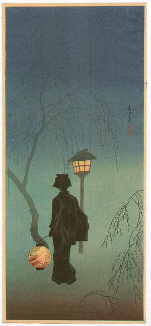 高橋弘明: Misty Spring Evening - Artelino