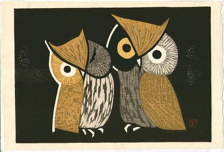 河野薫: Owls - Artelino