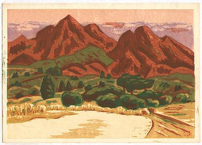 前田政雄: Foot of Mountain - Artelino