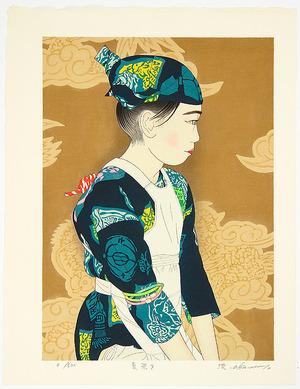 Okamoto Ryusei: Summer Festival - Children of Asia - Artelino