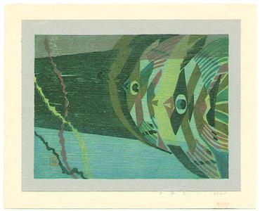 Mabuchi Toru: Angel Fish - Artelino