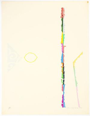 Funasaka Yoshisuke: Work JY234 - 1970 - Artelino