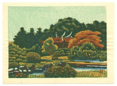 Maeda Masao: Shinjuku Gyoen National Garden - Artelino